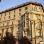 SFC修行・南アフリカ出張記2(Hotel Nassauer Hof)